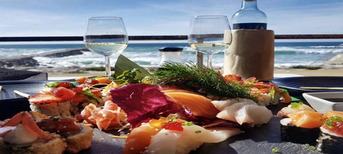 restaurante sentido do mar